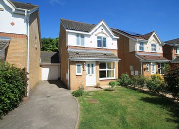 Thumbnail 3 bed detached house for sale in Phipps Close, Aylesbury