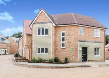 Thumbnail 3 bedroom semi-detached house for sale in Fairways, Priors Hall Park, Corby