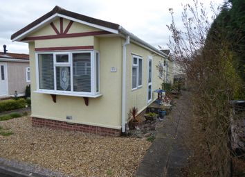 Thumbnail 2 bed mobile/park home for sale in Rickwood Park, Beare Green, Dorking, Surrey