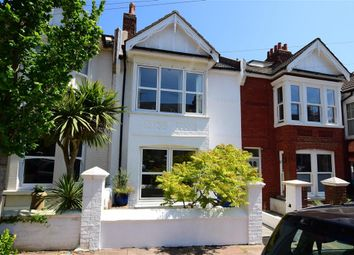 Thumbnail 4 bed terraced house for sale in Hollingbury Park Avenue, Brighton, East Sussex