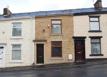Thumbnail 2 bed terraced house for sale in Haslingden Road, Blackburn, Lancashire