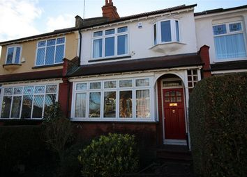 Thumbnail 3 bed terraced house for sale in Worbeck Road, Anerley, London