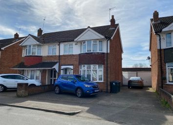 Thumbnail 3 bed semi-detached house for sale in Silverdale Close, Coventry