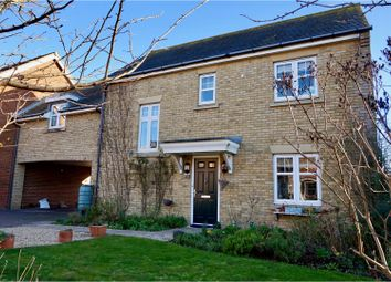 Thumbnail 4 bed link-detached house for sale in Harding Close, Selsey