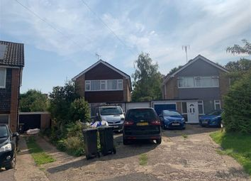 Thumbnail 4 bed detached house for sale in Orchard Road, Raunds, Wellingborough