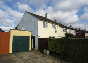 Thumbnail 3 bed end terrace house for sale in Jersey Road, Mowmacre Hill, Leicester