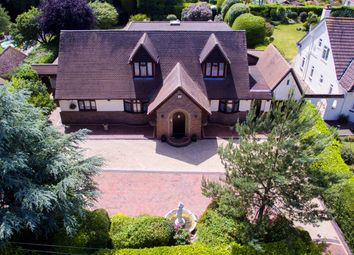 Thumbnail 5 bedroom detached house for sale in Lone Pine Drive, West Parley, Ferndown