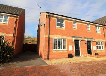 Thumbnail 3 bed terraced house for sale in Essington Way, Brindley Village, Stoke-On-Trent