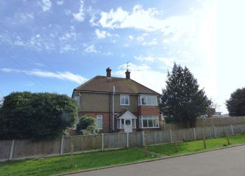 Thumbnail 3 bed detached house for sale in Burgh Road, Gorleston, Great Yarmouth
