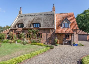 Thumbnail 4 bed cottage for sale in Yarmouth Road, Stalham, Norwich