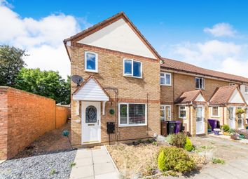 Thumbnail 3 bed end terrace house for sale in Martin Way, Letchworth Garden City