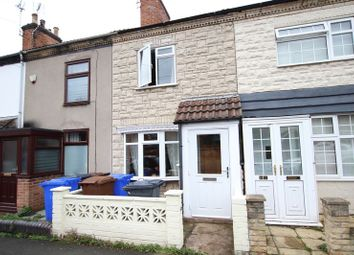 Thumbnail 2 bedroom terraced house to rent in Astil Street, Stapenhill, Burton-On-Trent