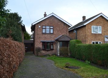 Thumbnail 3 bed detached house for sale in Turton Close, Alrewas, Burton-On-Trent