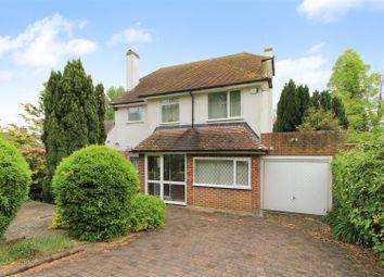 Thumbnail 3 bedroom detached house for sale in Conyngham Lane, Bridge, Canterbury