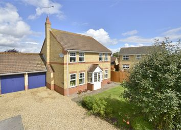 Thumbnail 4 bed detached house for sale in Deene Close, Market Deeping, Peterborough, Lincolnshire