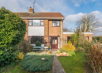 Thumbnail 4 bed semi-detached house for sale in Dashwood Rise, Duns Tew, Bicester