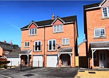 Thumbnail 3 bed semi-detached house for sale in Williamson Drive, Nantwich
