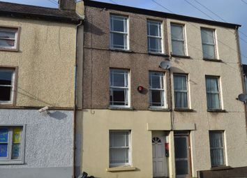 Thumbnail 2 bed flat to rent in Priory Street, Carmarthen