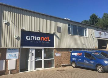 Thumbnail Office to let in Station Approach Industrial Estate, Station Approach, Oakham