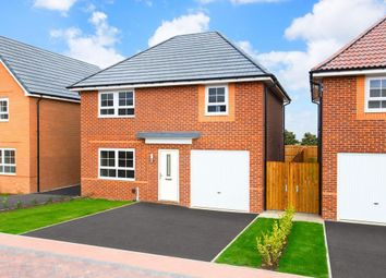 "Thumbnail 4 bed detached house for sale in ""Windermere"" at Wheatley Hall Road, Doncaster"
