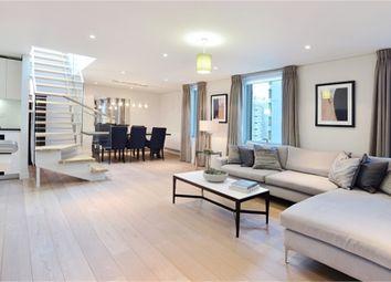 Thumbnail 4 bed flat to rent in Merchant Square, Paddington, London
