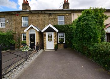 Thumbnail 2 bed cottage for sale in Warley Street, Great Warley, Brentwood, Essex