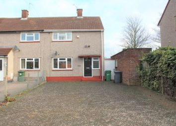 Thumbnail 2 bed semi-detached house for sale in Almons Way, Wexham, Slough