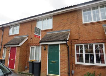Thumbnail 2 bed terraced house for sale in Ellington Road, Elstow, Bedford