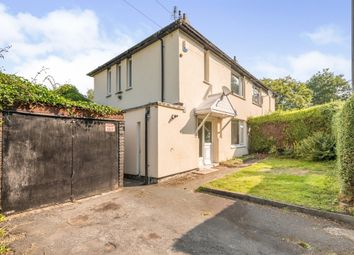 Thumbnail 2 bed semi-detached house for sale in Cranmer Bank, Moortown, Leeds