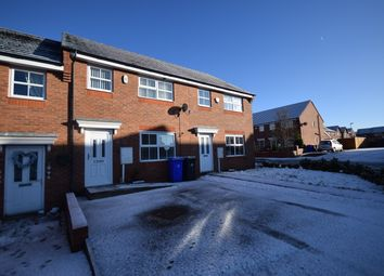 Thumbnail 3 bed town house to rent in Forefield Grove, Berryhill, Stoke-On-Trent, Staffordshire