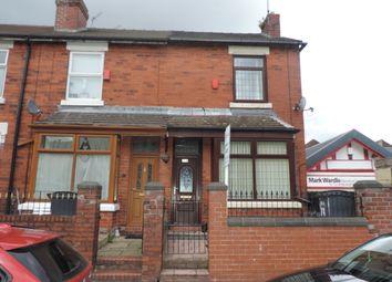 Thumbnail 3 bed end terrace house to rent in Leonard Street, Burslem, Stoke On Trent, Staffordshire