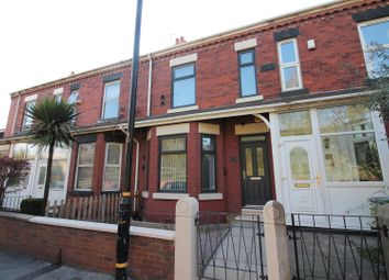Thumbnail 3 bed terraced house for sale in Moss Vale Road, Urmston, Manchester