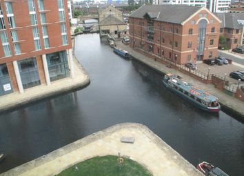 Thumbnail 2 bedroom flat to rent in Candle House, Wharf Approach, Leeds, West Yorkshire