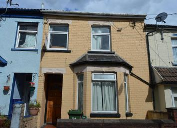 Thumbnail 4 bed terraced house to rent in Kingsland Terrace, Treforest, Rhondda Cynon Taff