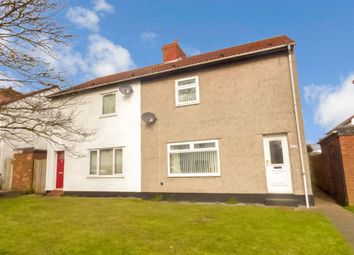 Thumbnail 3 bed semi-detached house to rent in Castle Square, Backworth, Newcastle Upon Tyne