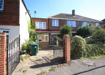 Thumbnail 5 bed semi-detached house for sale in Oakfield Road, Ashford