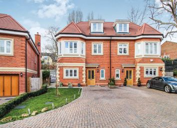 Thumbnail 5 bed semi-detached house for sale in Westminster Close, Northwood