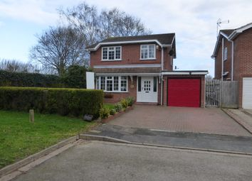 Thumbnail 3 bed detached house for sale in Medway Close, Wisbech