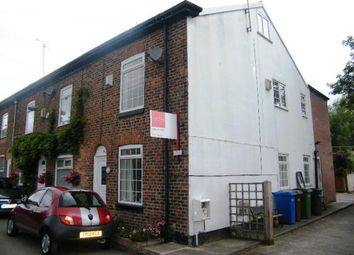 Thumbnail 3 bed terraced house for sale in Reddish Vale, Stockport, Greater Manchester