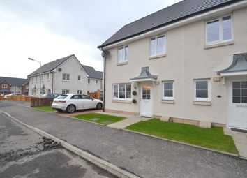Thumbnail 2 bed semi-detached house to rent in Mcnaughton Court, Stirling
