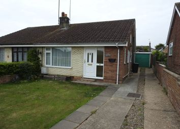 Thumbnail 2 bed semi-detached bungalow to rent in Rock Road, North Oulton Broad, Lowestoft