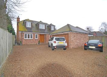 Thumbnail 4 bed detached house for sale in Manor Road, Sole Street, Cobham, Gravesend