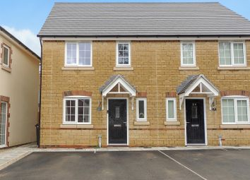 Thumbnail 3 bed semi-detached house for sale in Bridle Avenue, Whitchurch Village, Bristol