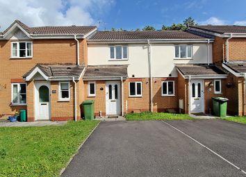 Thumbnail 2 bedroom terraced house for sale in Coed Mieri, Tyla Garw, Pontyclun, Rhondda, Cynon, Taff.