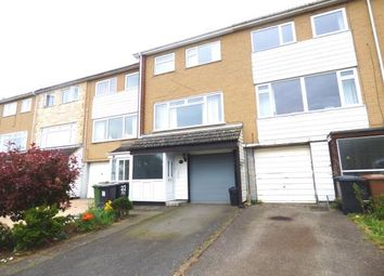 Thumbnail 4 bedroom terraced house for sale in Angus Court, Peterborough, Cambridgeshire, United Kingdom