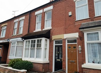 Thumbnail 2 bed town house to rent in Lothair Road, Aylestone, Leicester