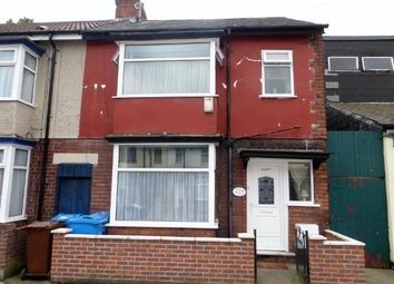Thumbnail 3 bed end terrace house for sale in Perth Street West, Chanterlands Avenue, Hull