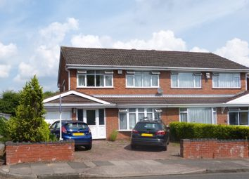 Thumbnail 3 bedroom semi-detached house to rent in Fairlie Crescent, Kings Norton, Birmingham