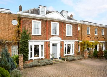 Thumbnail 5 bed terraced house for sale in Green Street, Sunbury-On-Thames, Surrey