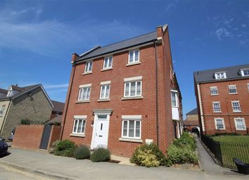 Thumbnail 5 bedroom end terrace house for sale in Truscott Avenue, Redhouse, Swindon